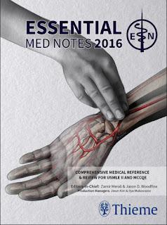 Essential Med Notes 2016 PDF
