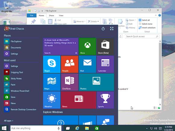 10 Keunggulan dan Fitur Windows 10