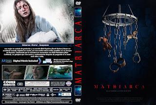 Matriarch – MATRIARCA 2018  [ COVER DVD]