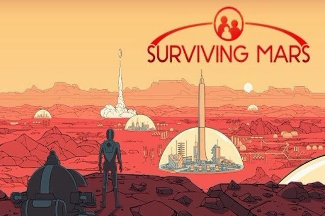 تحميل لعبة Surviving Mars