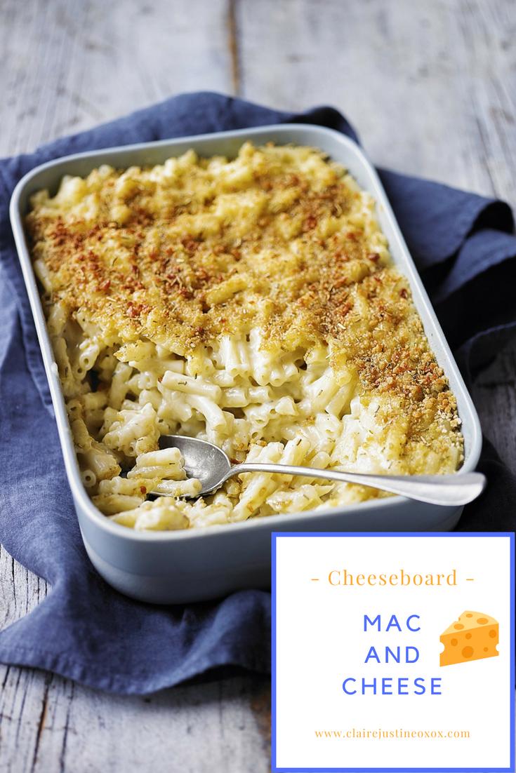Cheeseboard Mac And Cheese