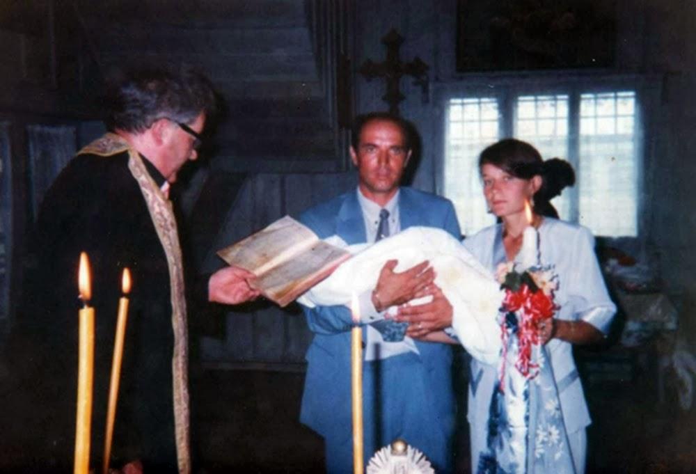Naşii de botez şi rolul lor în viaţa finului