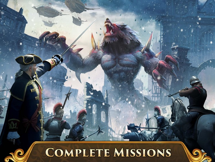 [FREE] Download Guns of Glory Build an Epic Army for the Kingdom for Android