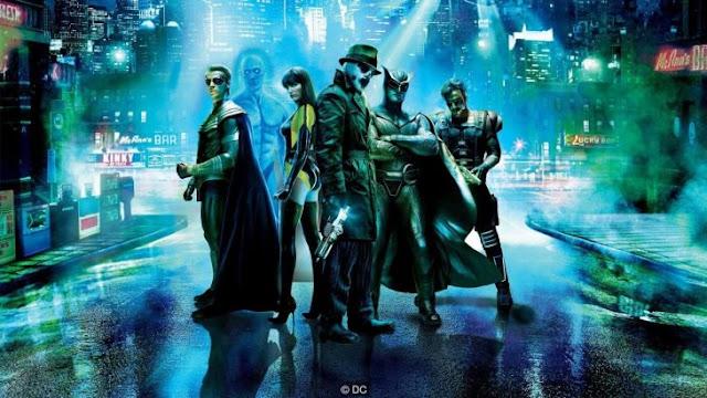 HBO planea lanzar una serie de 'Watchmen' en próximas fechas