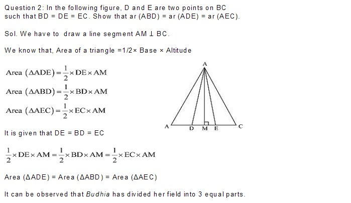 how to find the area of a parallelogram math antics