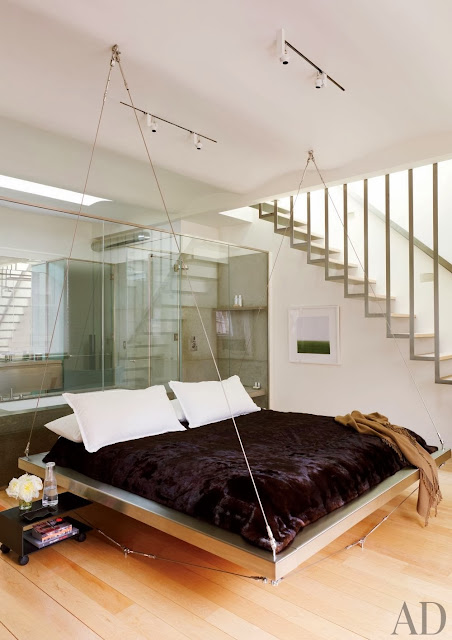 MODERN BEDROOM BY MR ARCHITECTURE + DÉCOR