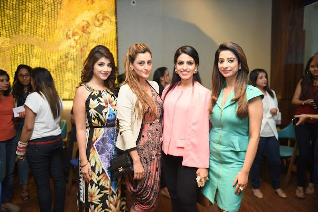 Mallika Jain + Nupur Kukreja + Neha + Mona