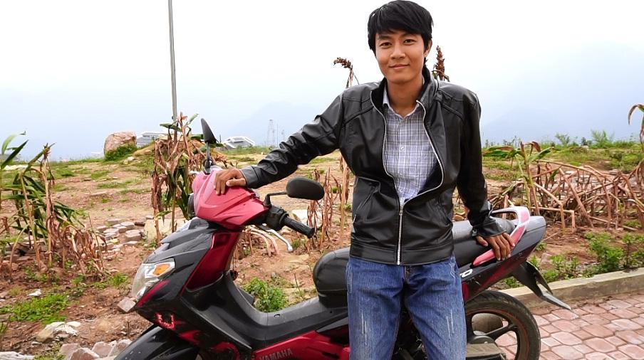 Kinh nghiệm thuê xe máy tại Sapa