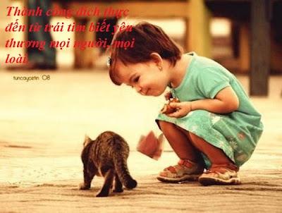 Dạy trẻ thành công bằng cách dạy biết yêu thương