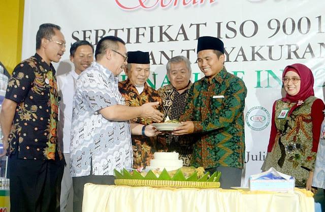 Syukuran Sertifikat ISO Cv De Nature Indonesia