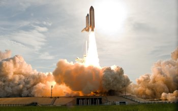 Wallpaper: Space Shuttle Endeavour