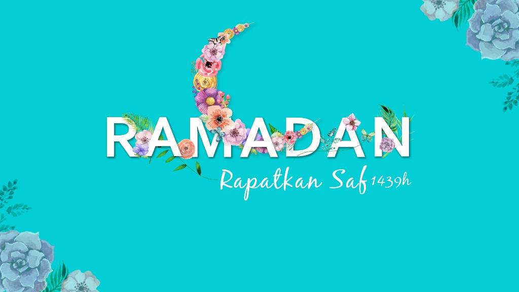 Ramadan Bulan Rapatkan SAF TV AlHijrah