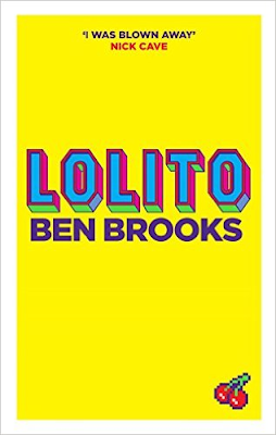 Lolito by Ben Brooks book cover