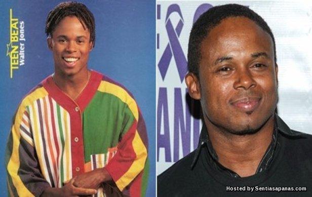 Walter Emmanuel Jones (Zack Taylor, Black Ranger)
