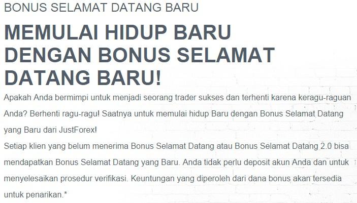Forex tanpa deposit