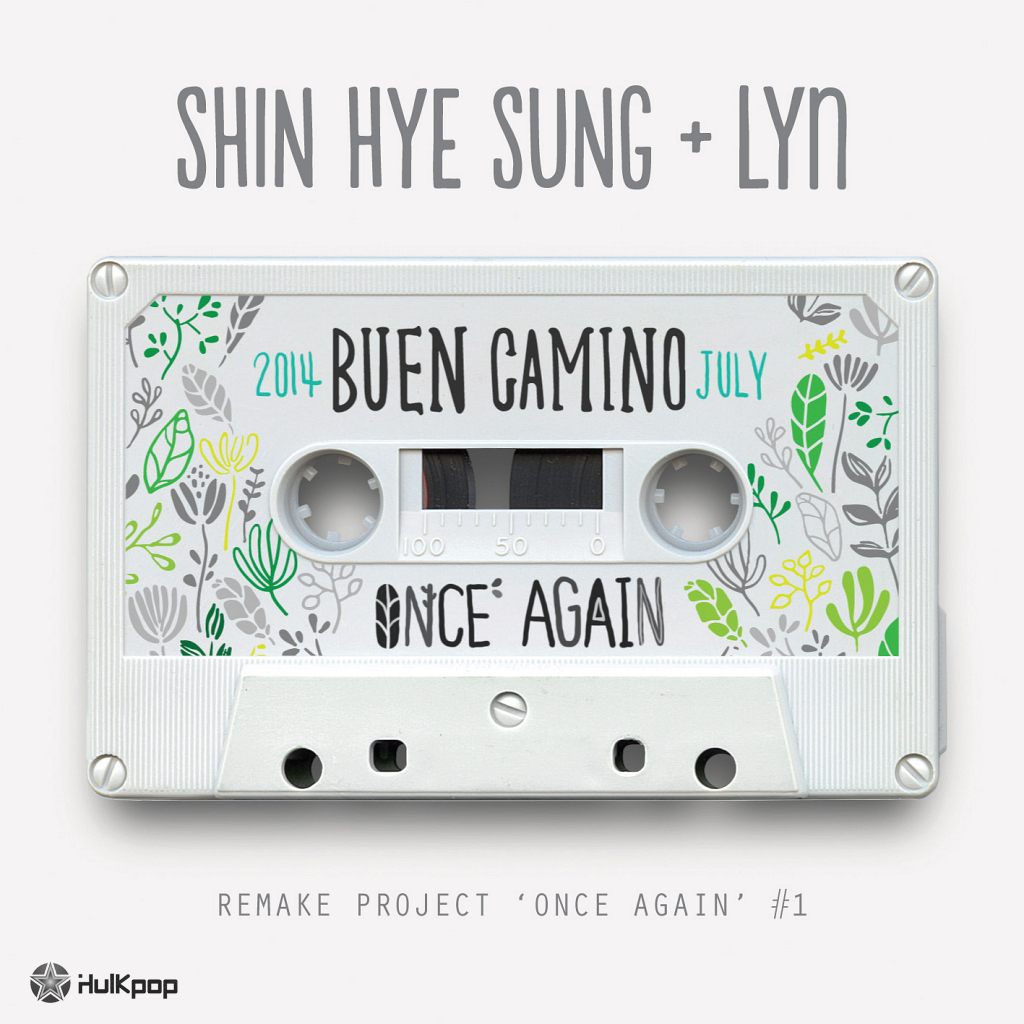 [Single] Shin Hye Sung, LYn – SHIN HYE SUNG – Once Again #1
