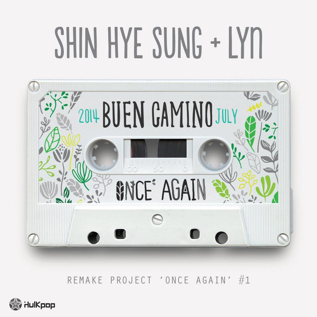 [Single] Shin Hye Sung, LYn – SHIN HYE SUNG – Once Again #1