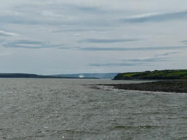 La région du Burren et les falaises de Moher Irlande