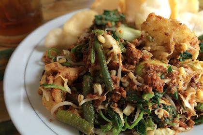 Resep Masakan Sunda Rumahan Lotek Sehat