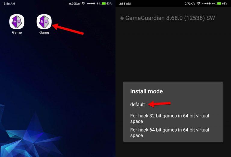 Cara Hack PUBG Mobile MOD Menggunakan GameGuardian