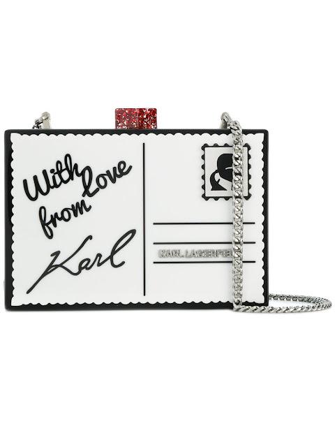 Objecto de desejo  Karl Lagerfeld Mês da Mulher