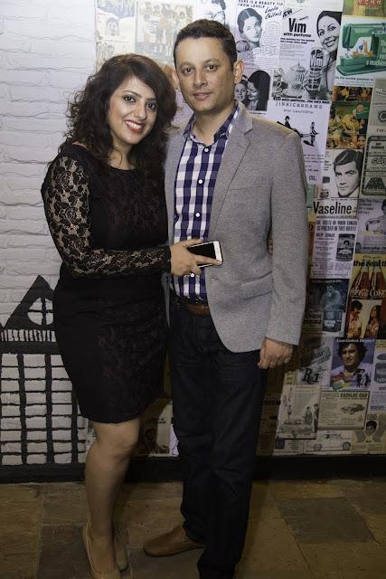 Sharifa & Jaideep