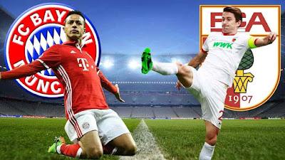 بث حي مباراة بايرن ميونيخ وأوجسبورج بث مباشر اليوم