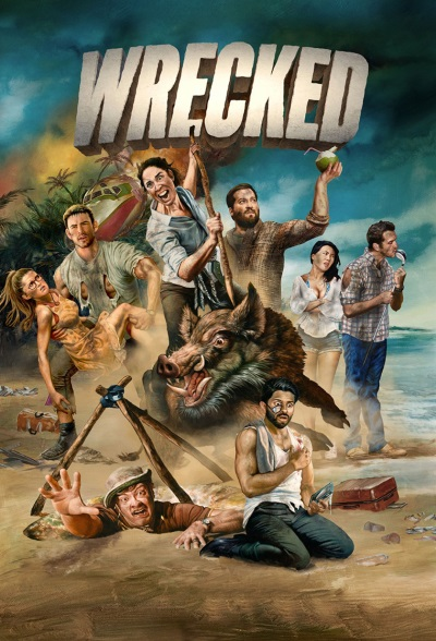 Wrecked 3ª Temporada