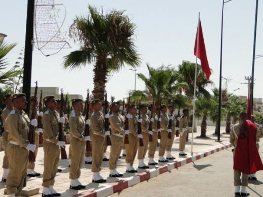 maroc emplois  concours recrutement forces auxiliaires au