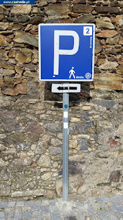 GERAL PHOTOS, PARKING LOTS / Parques de Estacionamento, Castelo de Vide, Portugal