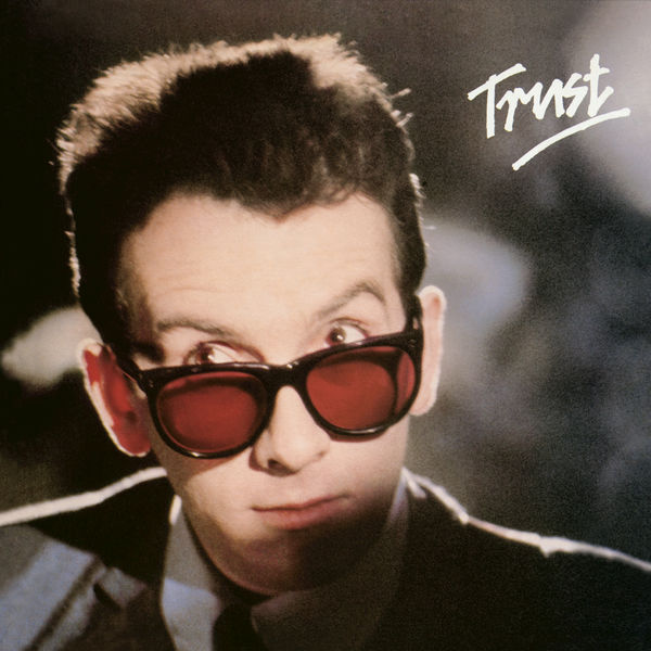 Elvis Costello & The Attractions - Trust Cover
