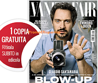 Logo Vanity Fair n.35 : coupon omaggio per copia gratuita