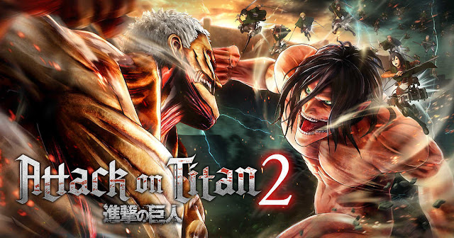 Yah kali ini saya akan membahas informasi seputar game Attack on Titan IniDia, Game Attack on Titan 2 + Spesifikasi