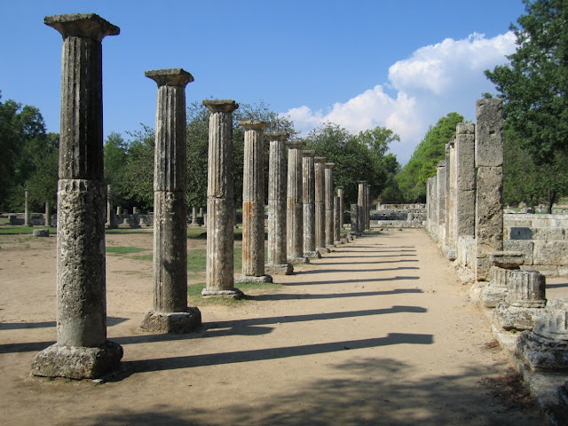 Sitio Arqueologico de Olimpia