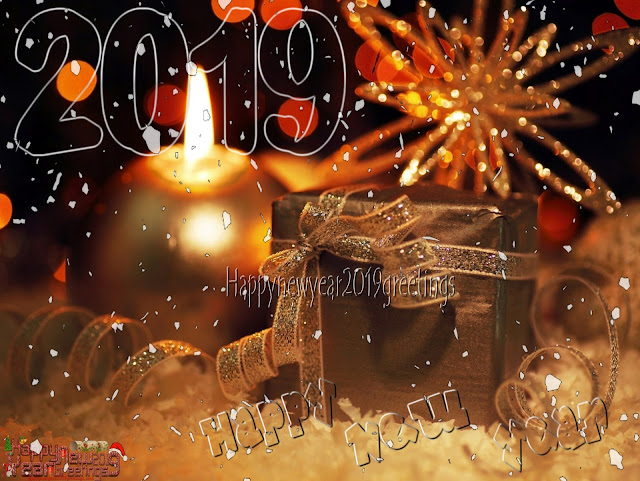 New Year 2019 Beautiful Greetings
