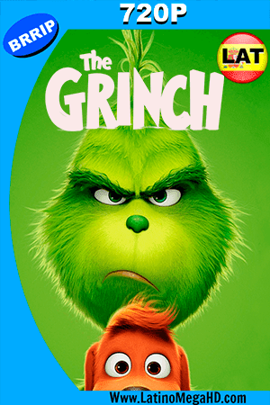 El Grinch (2018) Latino HD 720P ()