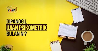 Contoh soalan Ujian Psikometrik Pembantu Setiausaha Pejabat N19 Negeri Pulau Pinang