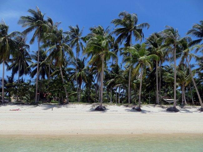 Пляж Бан Тай остров Самуи
