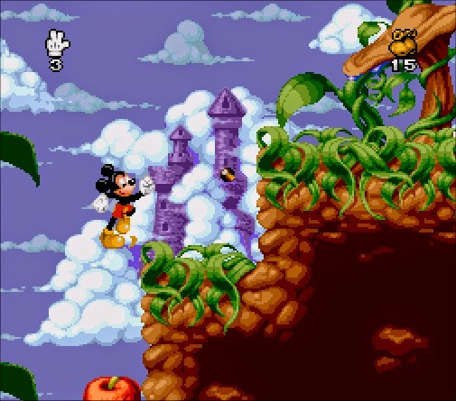 Boxed Pixels: Snes Review : Mickey Mania (Game 077)
