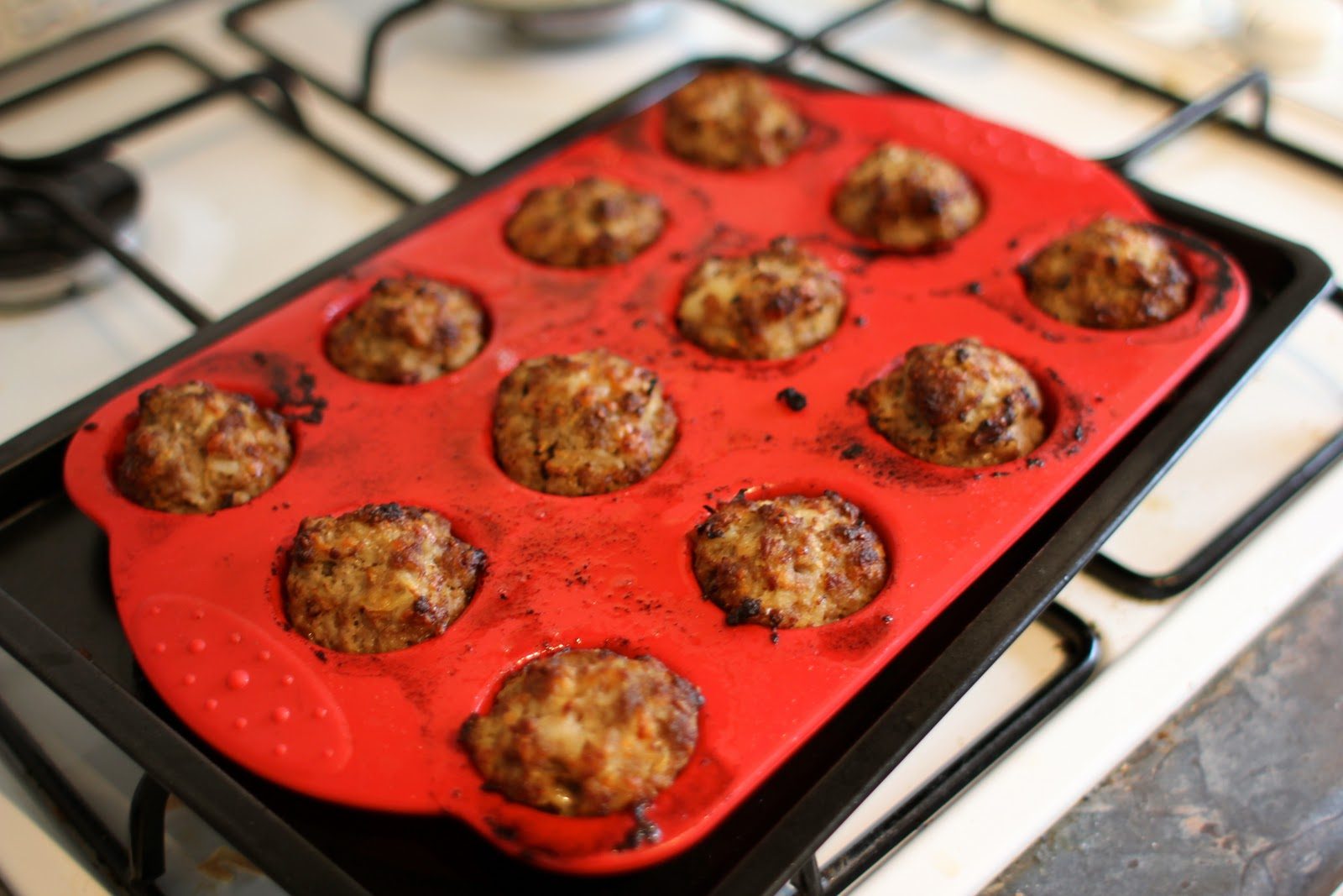 Mamacook Mini Meatloaves For Babies And Toddlers Mark 3