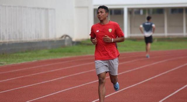 Zohri Siap Tempur di Kejuaraan Dunia, Mentalitasnya Tak Perlu Dikhawatirkan