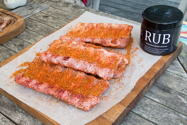 real texas bbq , rub