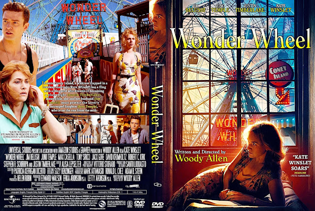 Wonder Wheel DVD Cover