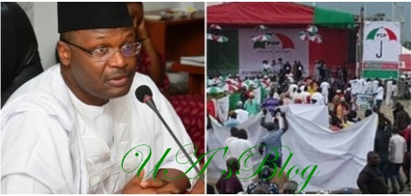 BREAKING: PDP Calls For Resignation Of INEC Boss, Mahmood Yakubu