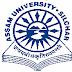 Assam University Silchar Recruitment 2017 - Faculty Teaching Position