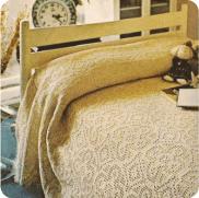 """Colcha """"Amboise"""" a Crochet"""