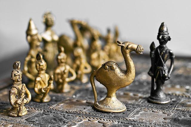 Cờ Vua - Một thế giới đầy sáng tạo & nghệ thuật dành cho mọi người