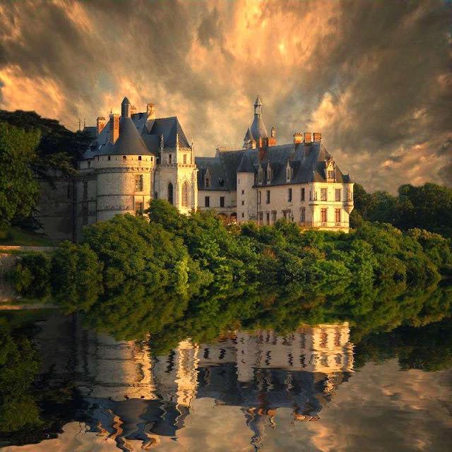 Chaumont-sur-Loire, França