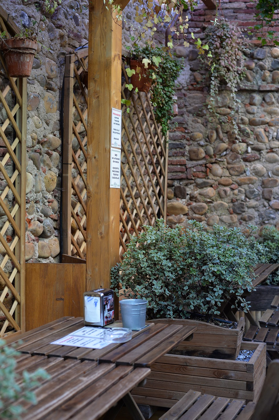 el patio restaurante leon españa