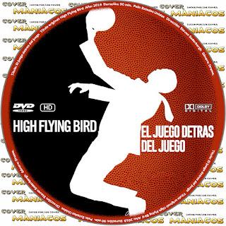 GALLETAEL JUEGO DETRAS DEL JUEGO - HIGH FLYING BIRD - 2019